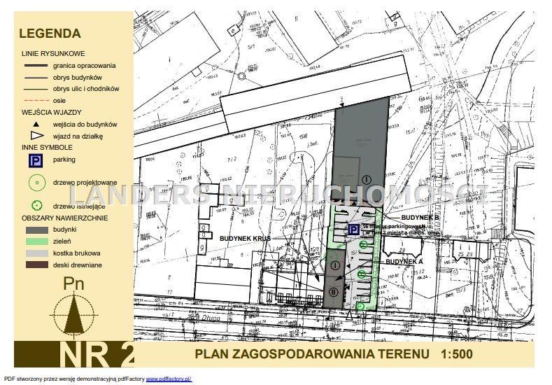 Działka budowlana na sprzedaż Zgierz, Długa  1400m2 Foto 2