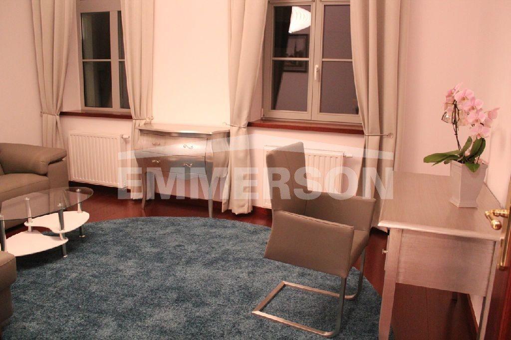 Mieszkanie trzypokojowe na wynajem Wrocław, Stare Miasto, Henryka Sienkiewicza  78m2 Foto 8