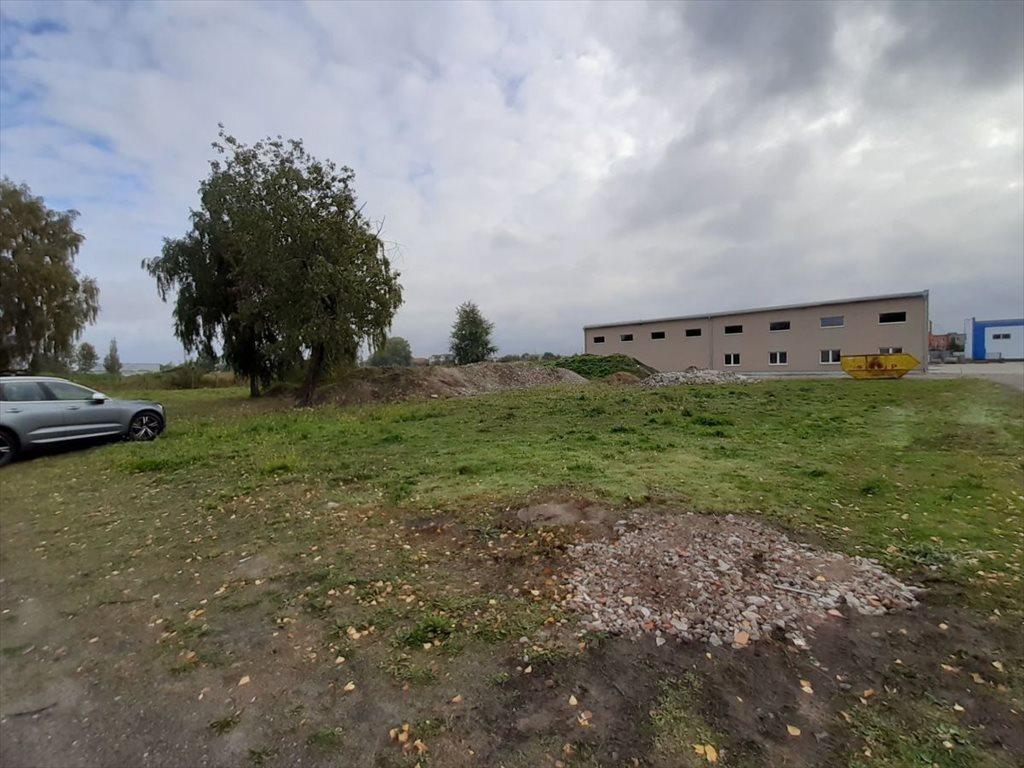 Działka przemysłowo-handlowa pod dzierżawę Września  2000m2 Foto 2
