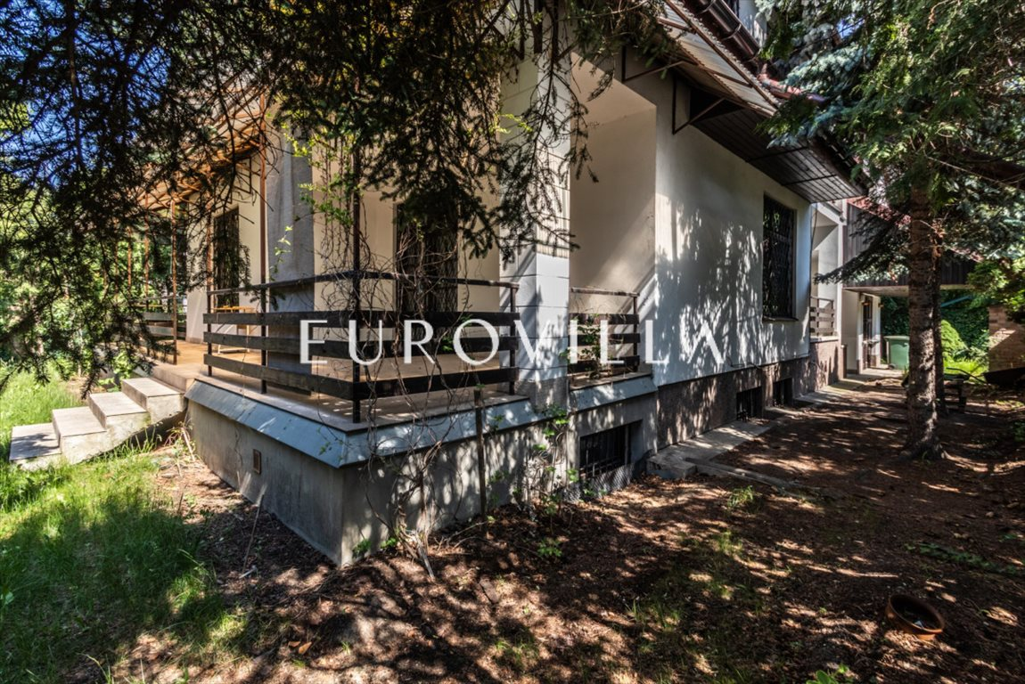 Dom na sprzedaż Warszawa, Mokotów Sadyba  505m2 Foto 2
