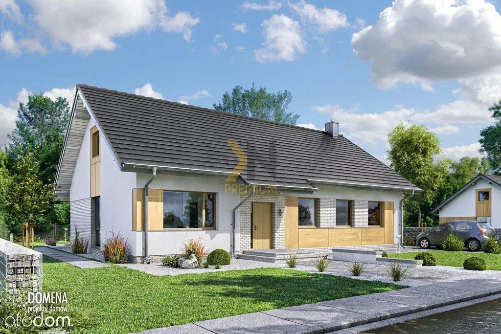 Działka budowlana na sprzedaż Wilkszyn, Wiśniowa  1053m2 Foto 1