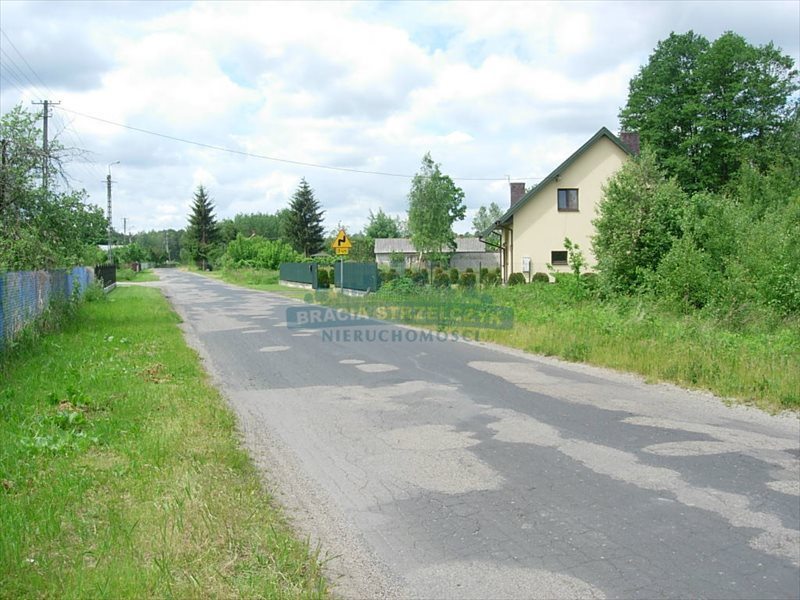 Działka budowlana na sprzedaż Łochów  2000m2 Foto 2