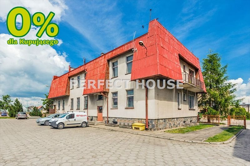 Lokal użytkowy na sprzedaż Zblewo, Kościerska  914m2 Foto 2