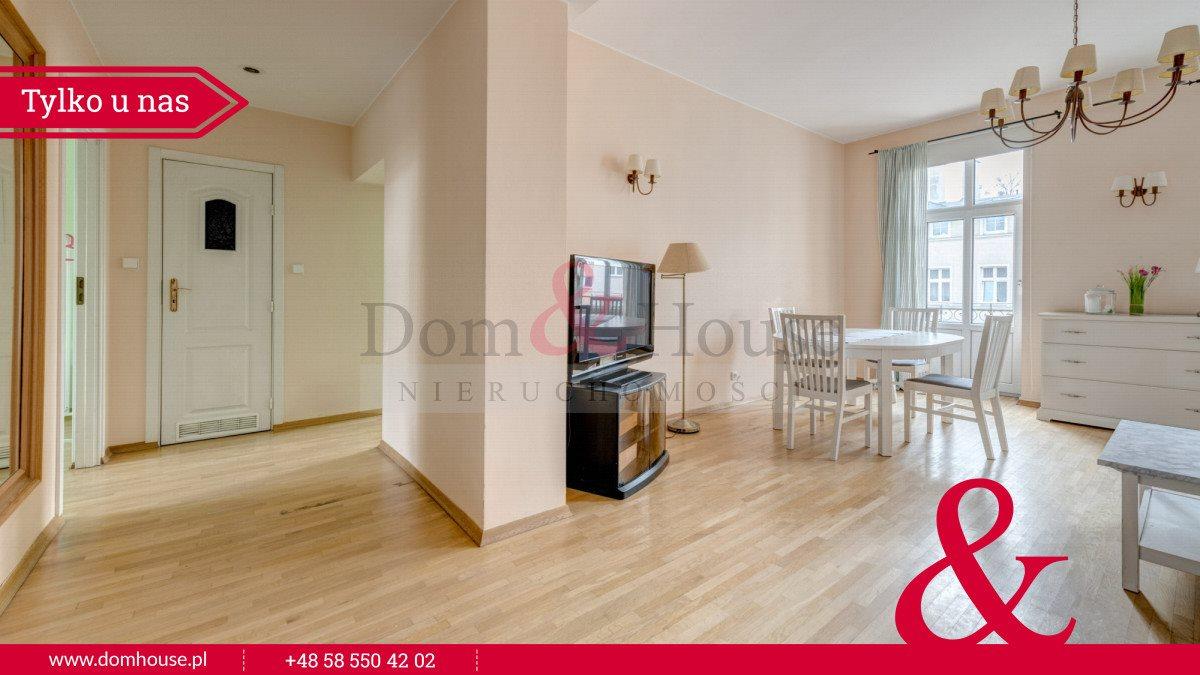 Mieszkanie trzypokojowe na sprzedaż Sopot, Dolny, Grunwaldzka  71m2 Foto 3