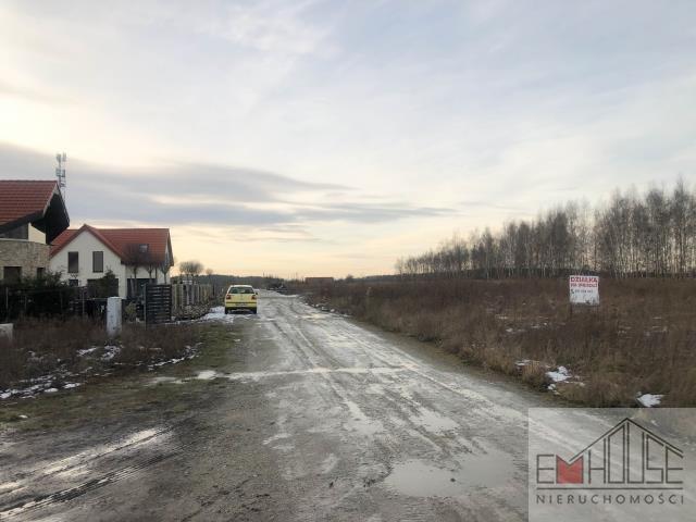 Działka budowlana na sprzedaż Mazurowice  1250m2 Foto 7