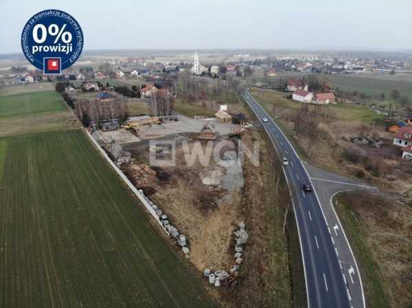 Działka inwestycyjna pod dzierżawę Brzeźnik, Brzeźnik  5541m2 Foto 4