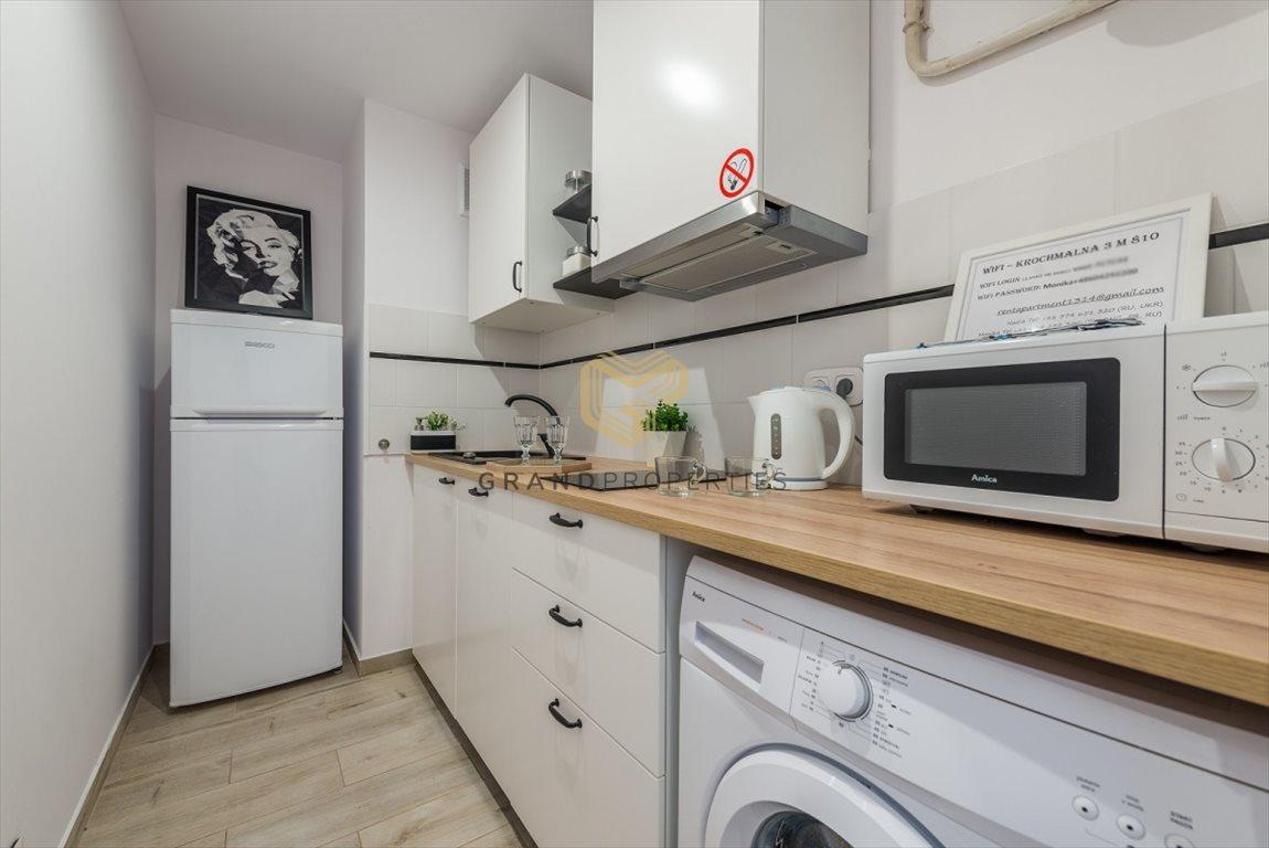 Mieszkanie trzypokojowe na sprzedaż Warszawa, Wola, Icchoka Lejba Pereca  48m2 Foto 6