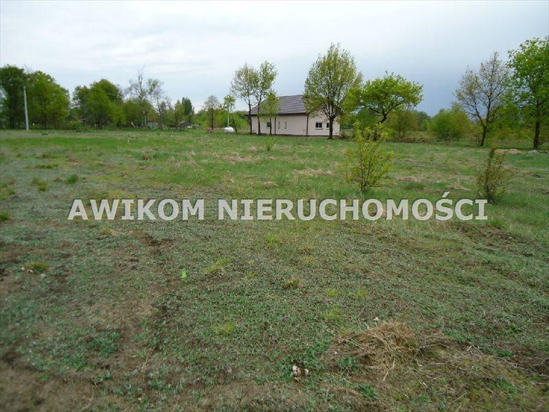 Działka budowlana na sprzedaż Grodzisk Mazowiecki, Chrzanów Mały  540m2 Foto 4
