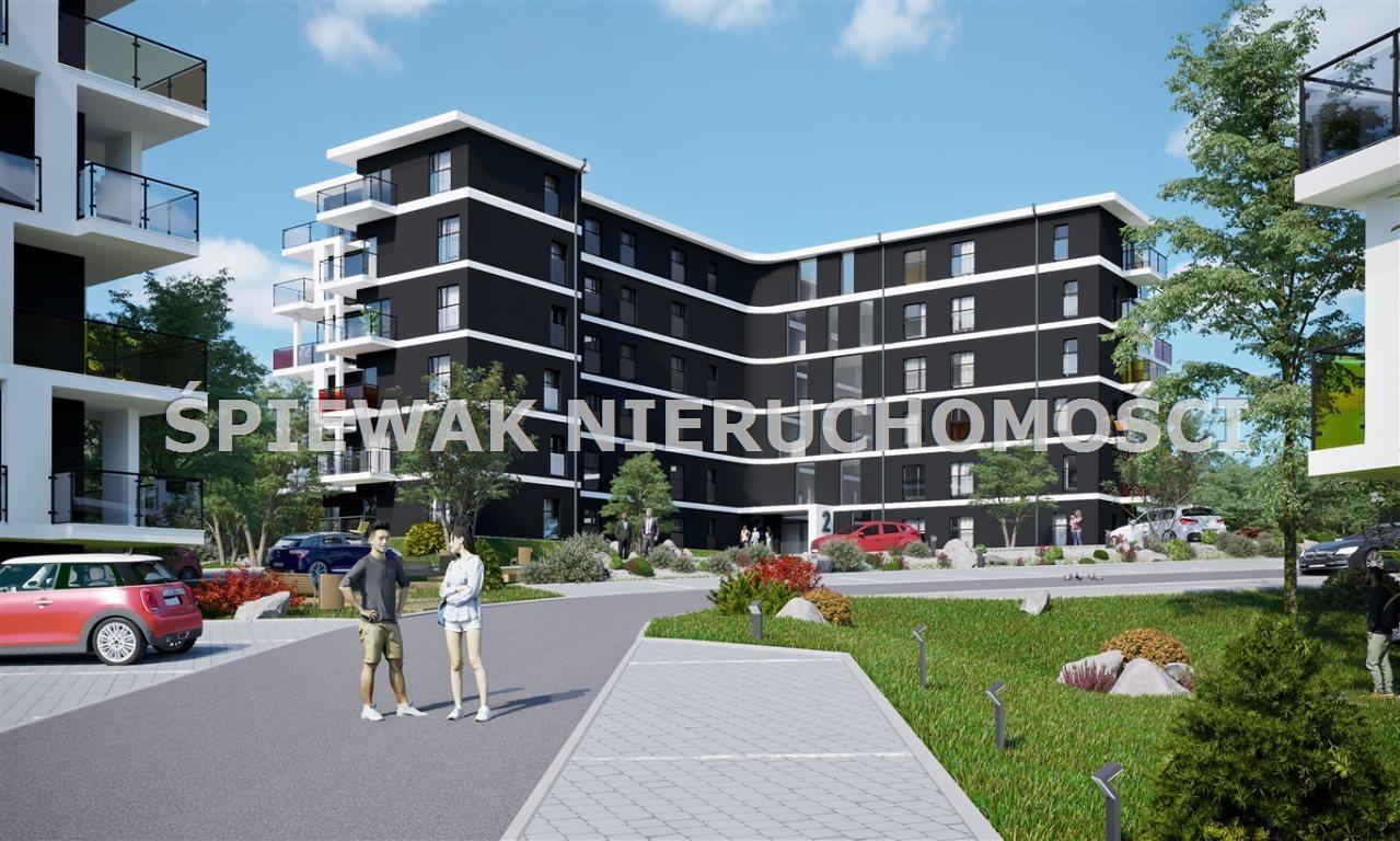 Mieszkanie trzypokojowe na sprzedaż Bielsko-Biała, Sarni Stok  52m2 Foto 9