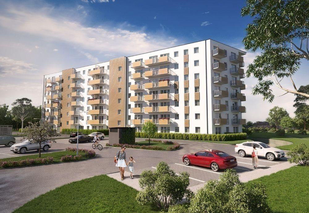Mieszkanie trzypokojowe na sprzedaż Poznań, Nowe Miasto, Żegrze, Nowe Miasto, Rataje, Żegrze  47m2 Foto 3