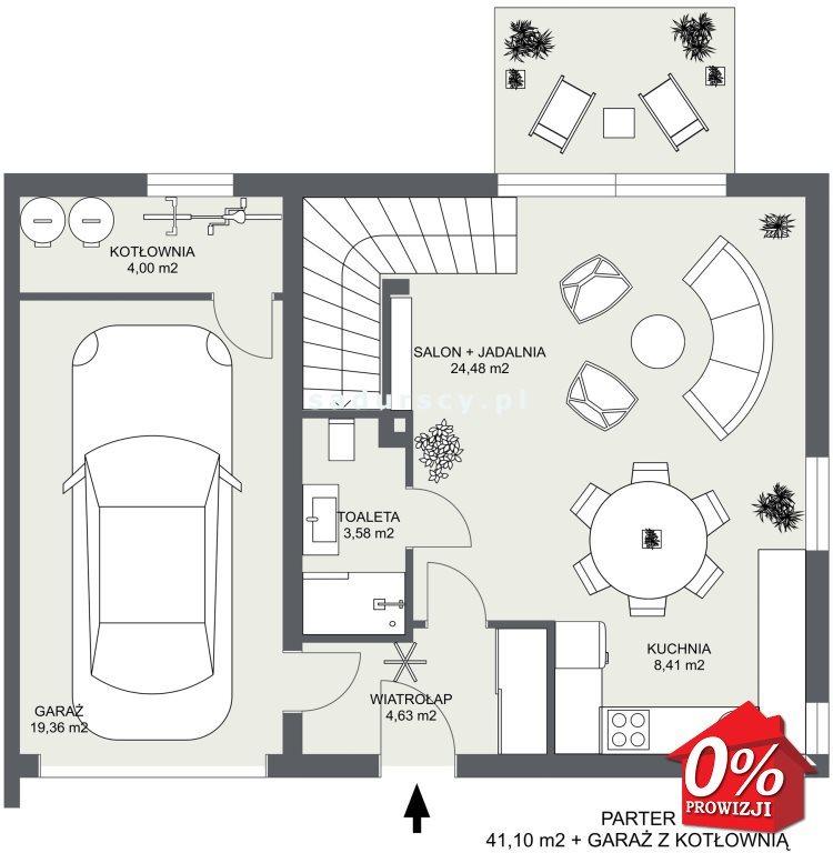 Dom na sprzedaż Michałowice, Michałowice, Michałowice, Warszawka  132m2 Foto 5
