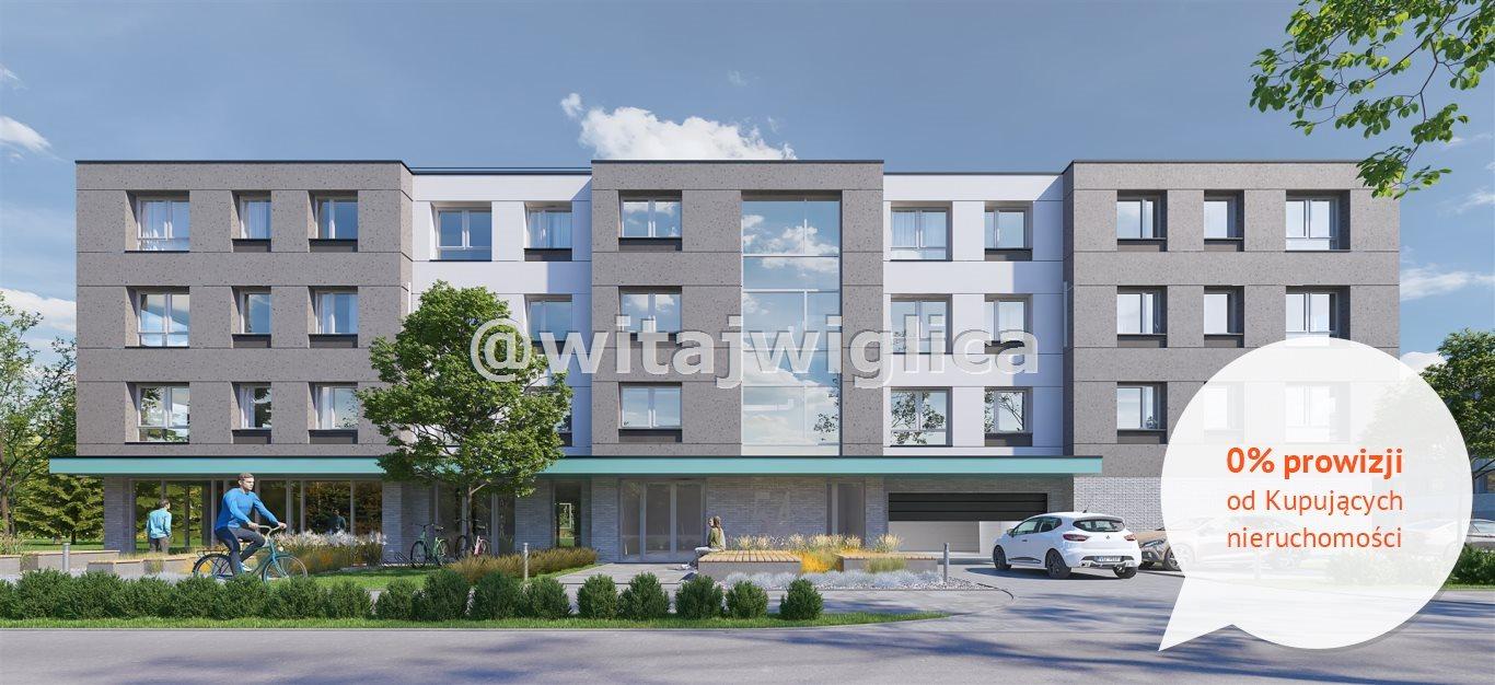 Mieszkanie trzypokojowe na sprzedaż Wrocław, Psie Pole, Sołtysowice, Poprzeczna  45m2 Foto 4