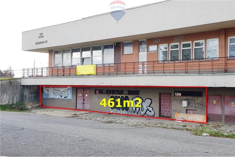 Lokal użytkowy na wynajem Częstochowa, Jesienna  461m2 Foto 2