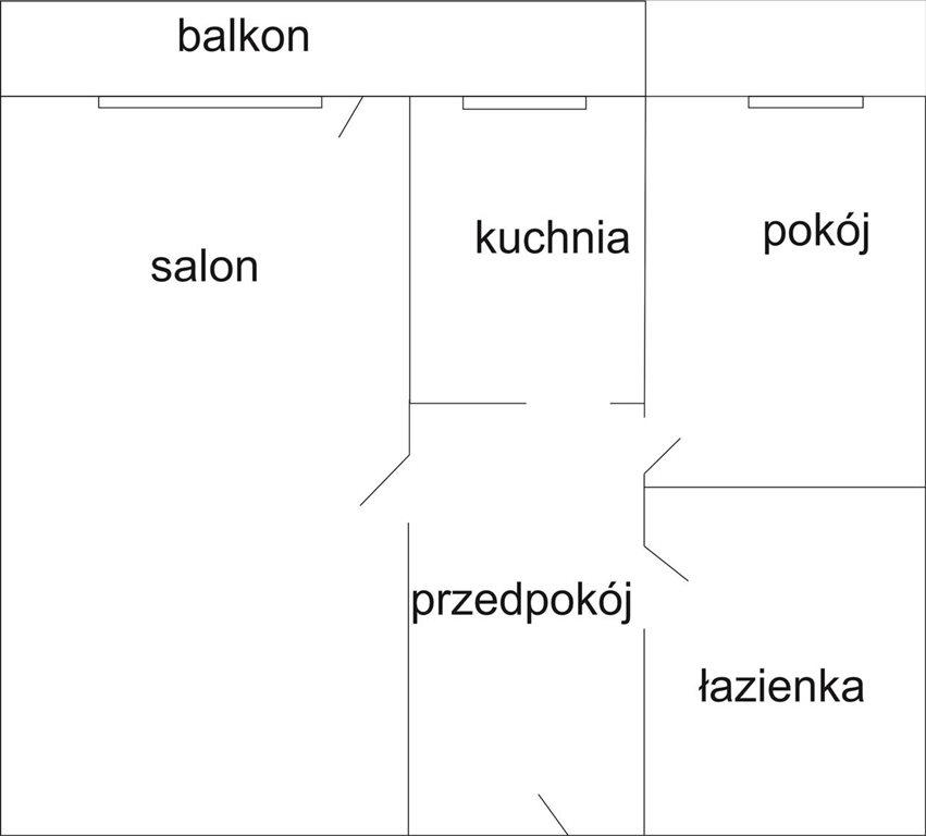 Mieszkanie dwupokojowe na sprzedaż Warszawa, Ochota, Rakowiec  38m2 Foto 8