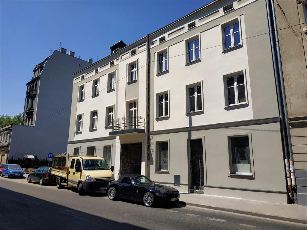 Lokal użytkowy na sprzedaż Łódź, Łódź-Widzew, Nawrot 56  88m2 Foto 1