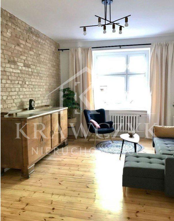 Mieszkanie dwupokojowe na sprzedaż Szczecin, Śródmieście  62m2 Foto 1