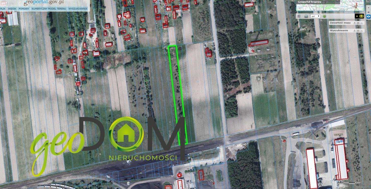 Działka przemysłowo-handlowa na sprzedaż Terespol  5480m2 Foto 5