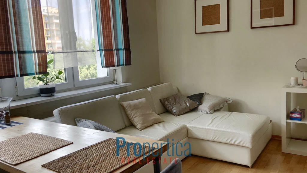 Mieszkanie dwupokojowe na sprzedaż Warszawa, Mokotów, Stegny, Soczi  42m2 Foto 2
