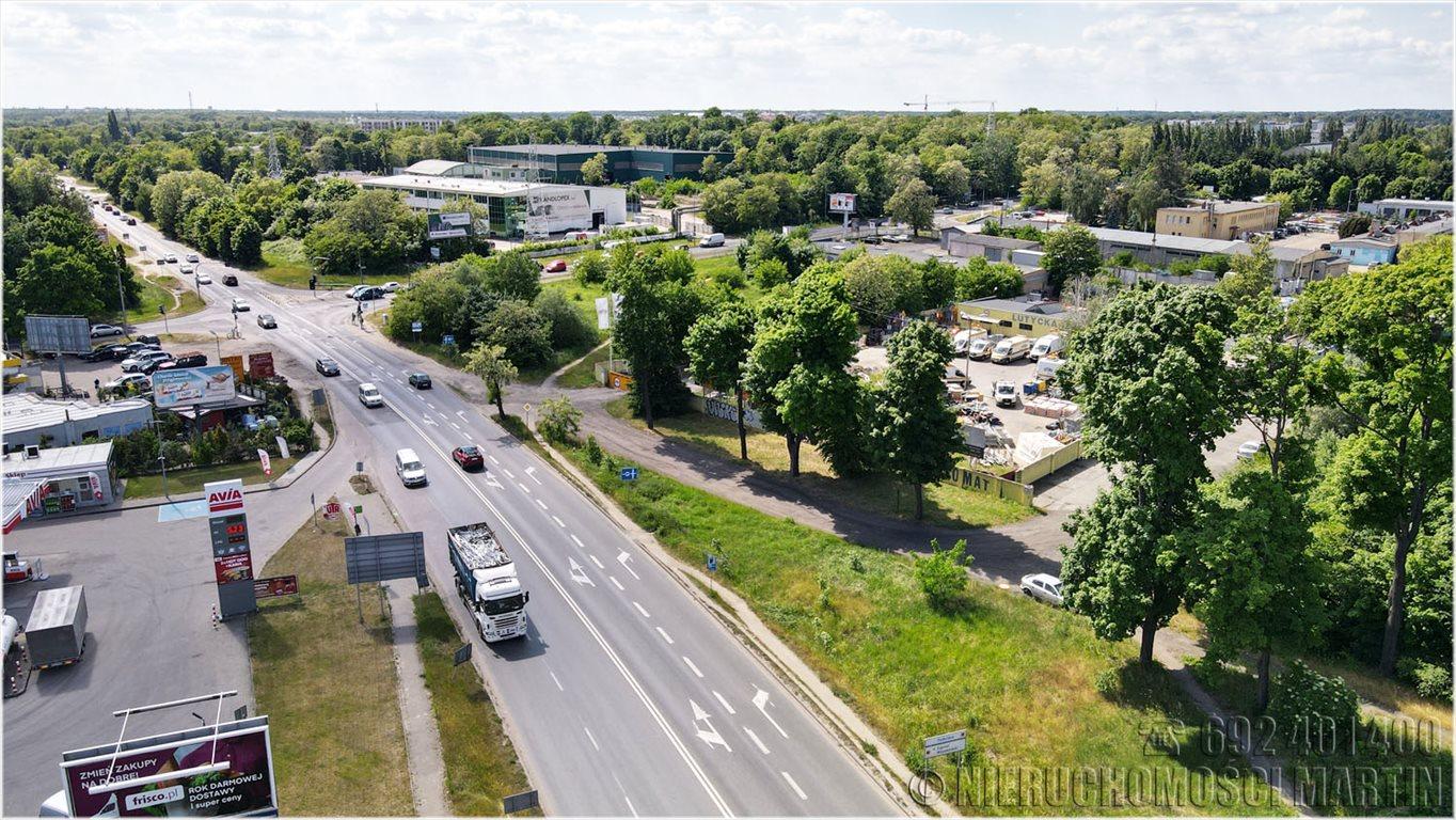 Działka komercyjna na sprzedaż Poznań, Jeżyce, Podolany, Lutycka  1349m2 Foto 4