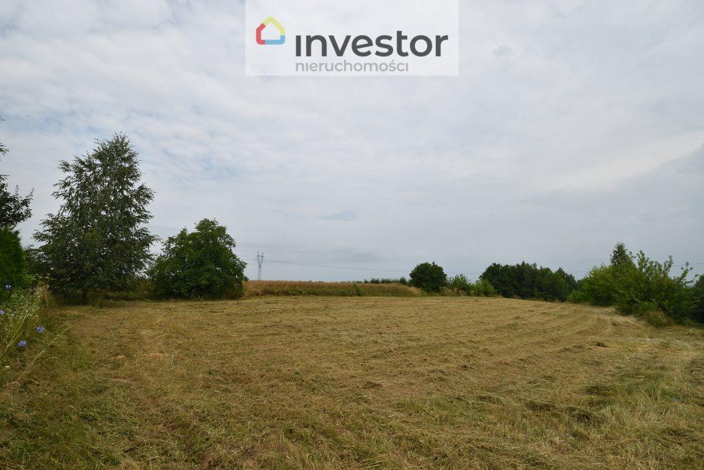 Działka rolna na sprzedaż Miłków  1182m2 Foto 1