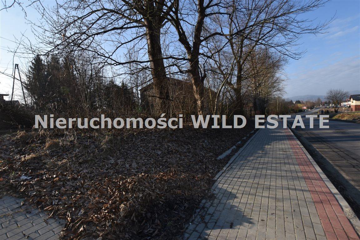 Działka rolna na sprzedaż Lesko  854m2 Foto 2