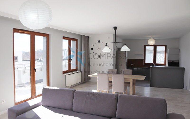 Mieszkanie trzypokojowe na wynajem Poznań, Jasna Rola  102m2 Foto 1
