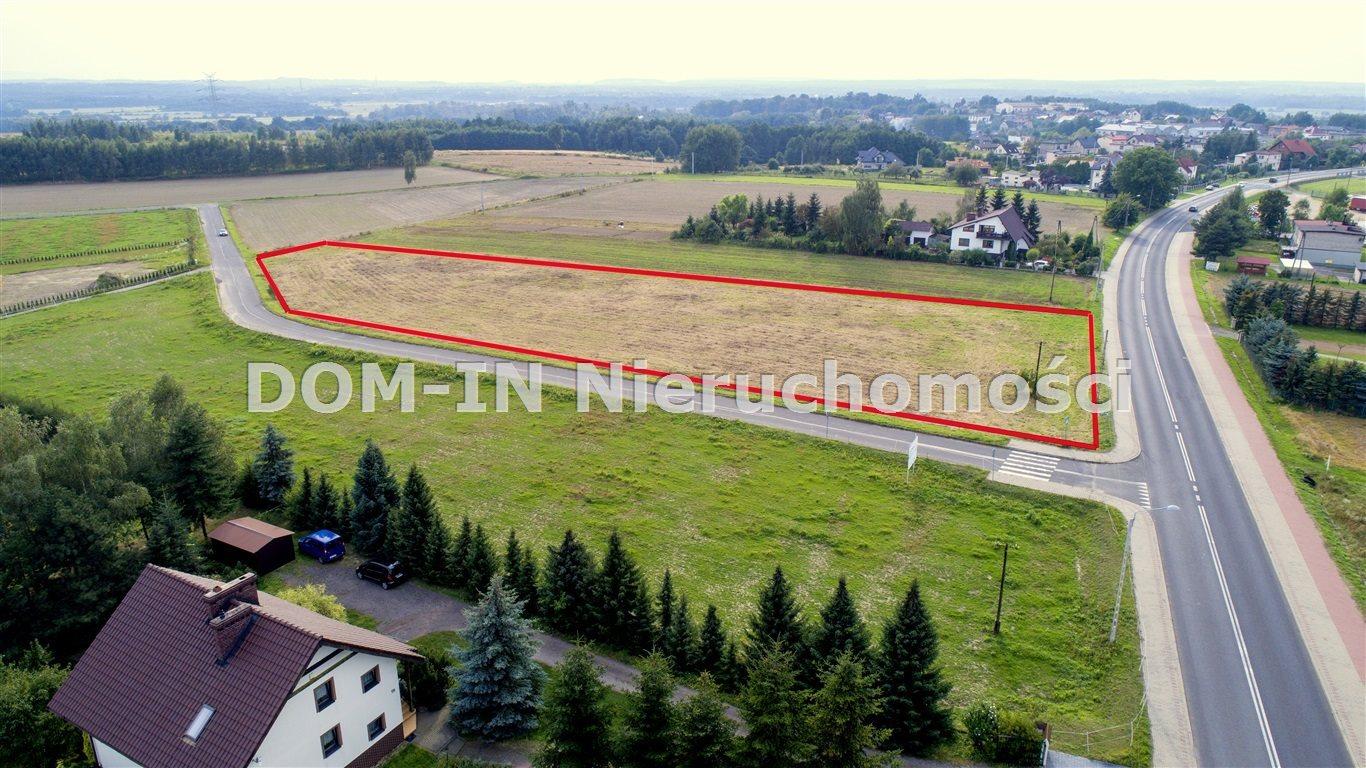 Działka budowlana na sprzedaż Gorzyczki, Raciborska  6600m2 Foto 5