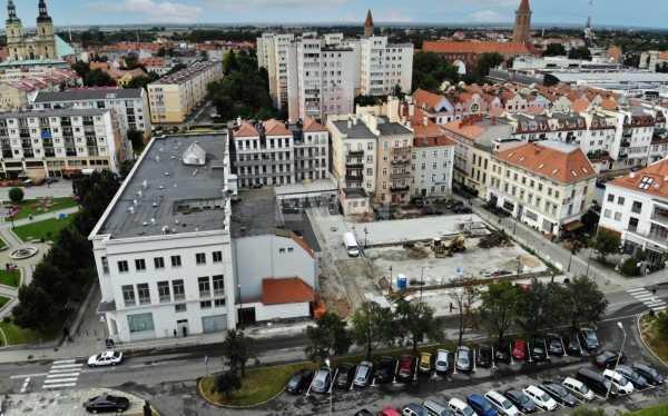 Lokal użytkowy na wynajem Legnica, Najświętszej Marii Panny  370m2 Foto 3