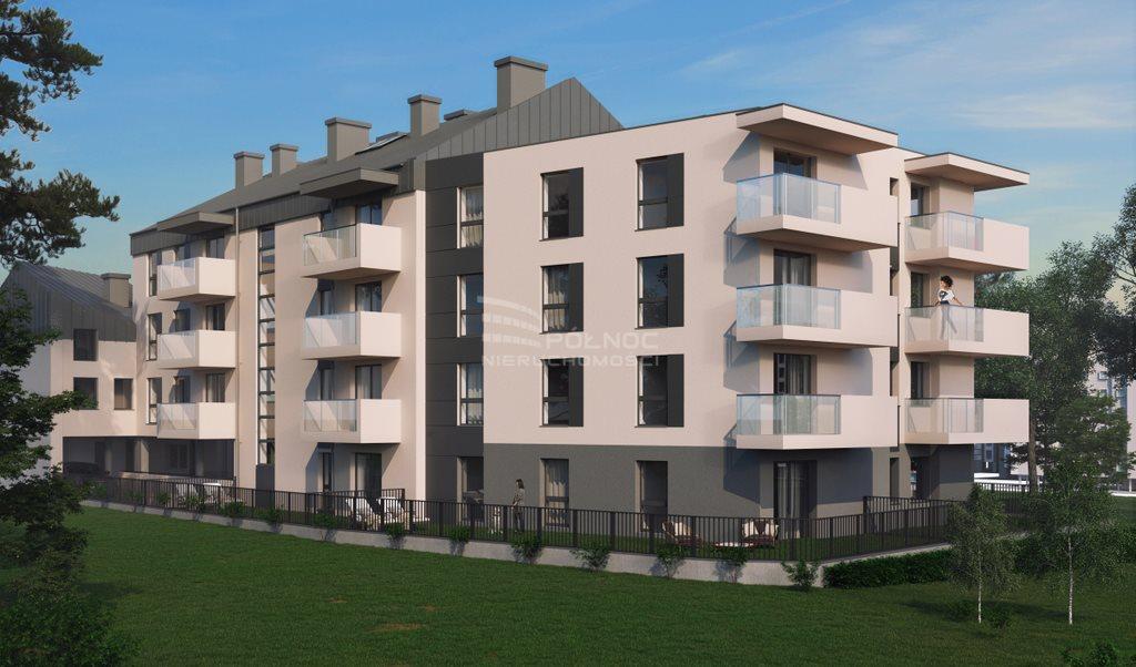 Mieszkanie trzypokojowe na sprzedaż Białystok, Centrum, Warszawska  60m2 Foto 2