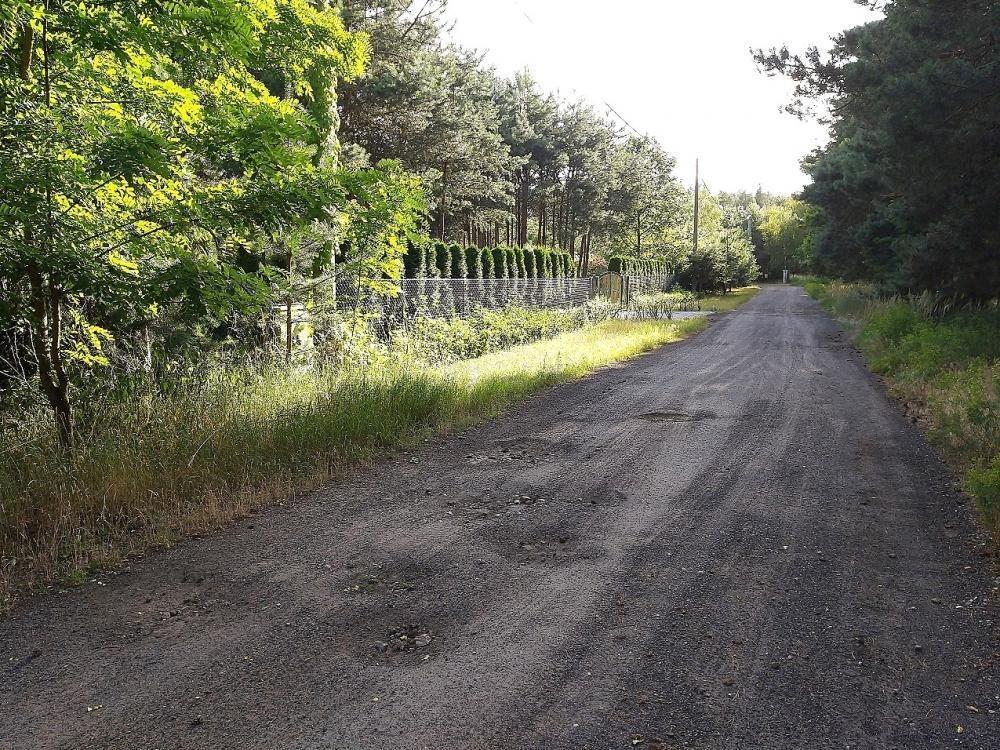 Działka inna na sprzedaż Dąbrówka Kościelna, Osiedle Leśne  2000m2 Foto 3