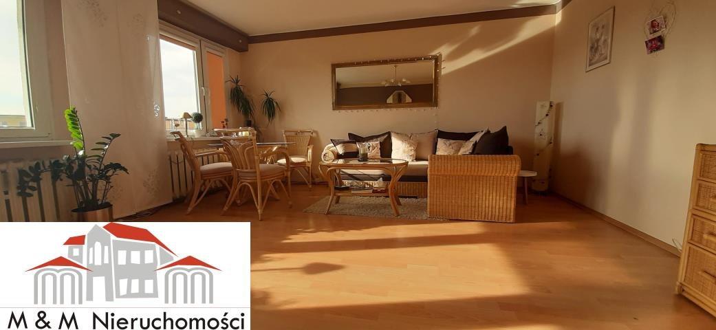 Mieszkanie trzypokojowe na sprzedaż Grudziądz, Strzemięcin  61m2 Foto 4