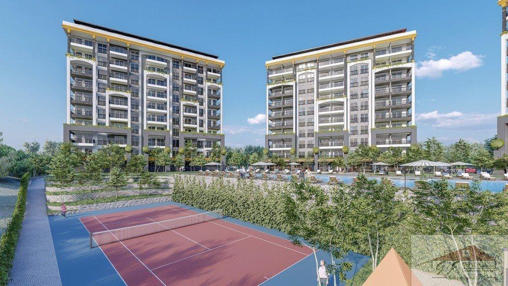 Mieszkanie dwupokojowe na sprzedaż Turcja, Alanya, Avsallar, Alanya, Avsallar  53m2 Foto 4