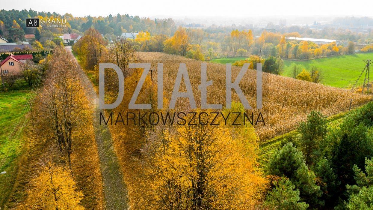 Działka inna na sprzedaż Markowszczyzna, Turośń Kościelna, Markowszczyzna  887m2 Foto 1