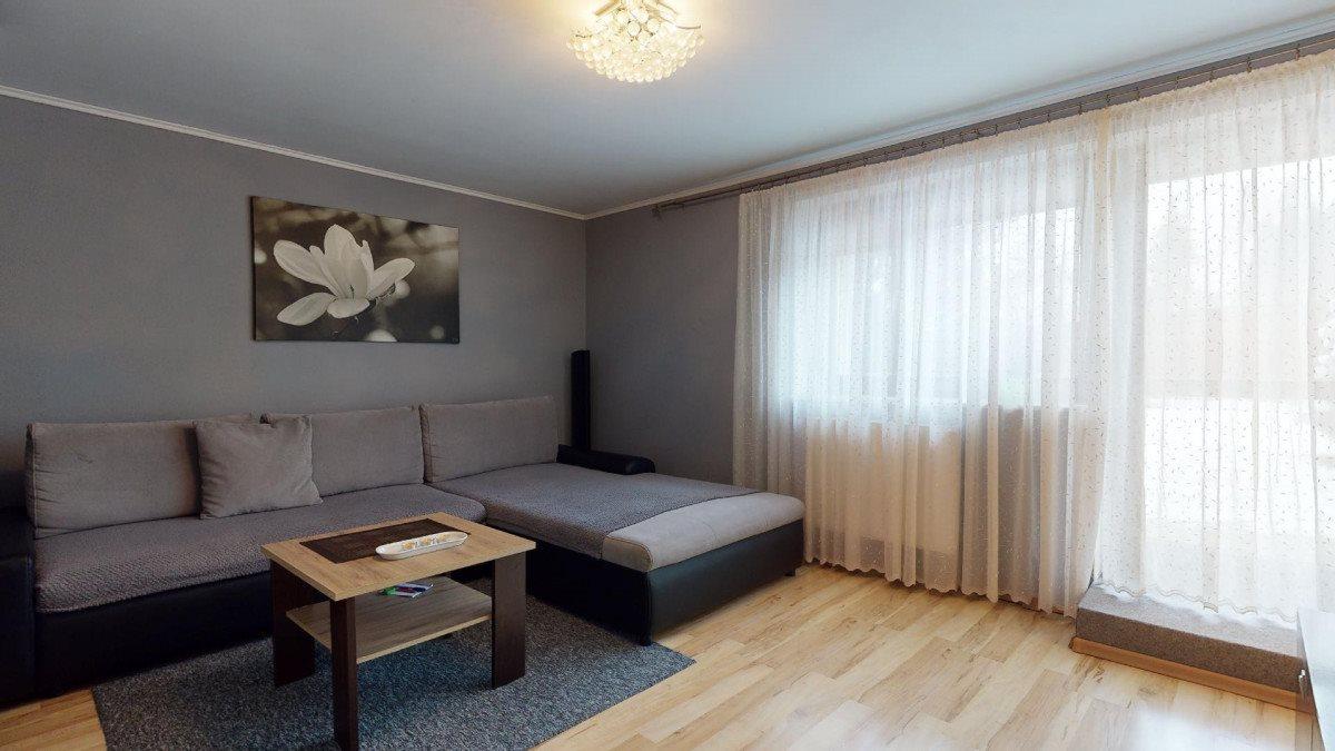 Mieszkanie trzypokojowe na sprzedaż Bielsko-Biała, Straconka, Miernicza  80m2 Foto 1