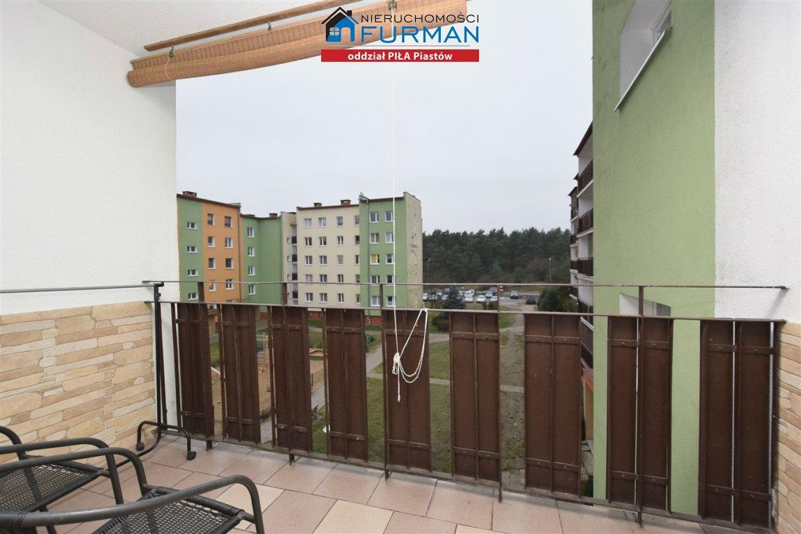 Mieszkanie trzypokojowe na sprzedaż Piła, Staszyce  65m2 Foto 10