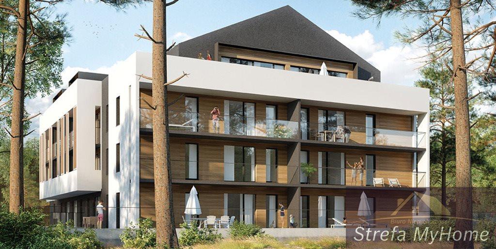 Mieszkanie dwupokojowe na sprzedaż Pobierowo  39m2 Foto 1