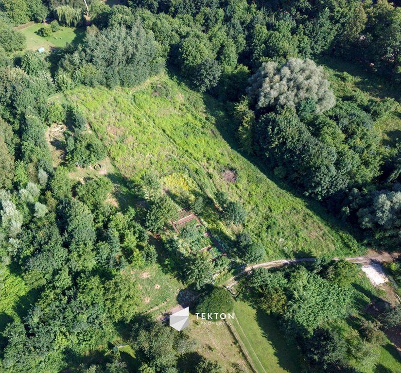 Działka leśna na sprzedaż Kraków, Salwator, Panoramiczna  4100m2 Foto 12