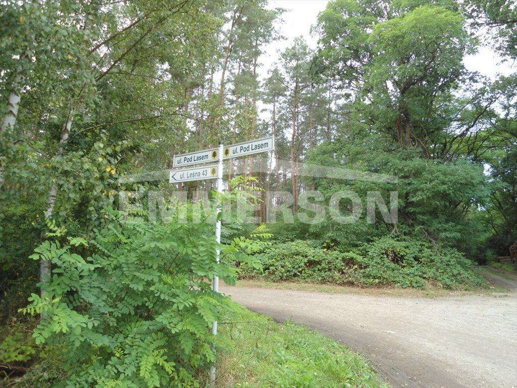 Działka budowlana na sprzedaż Lubnów  1700m2 Foto 4