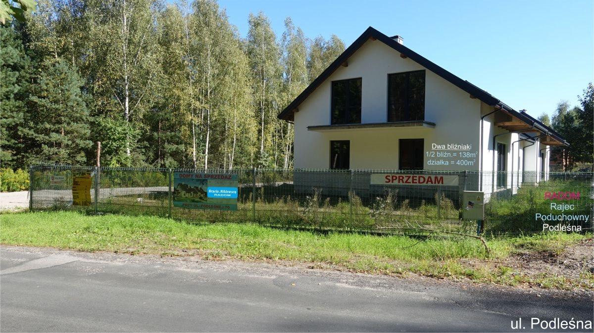 Dom na sprzedaż Radom, Podleśna  138m2 Foto 1