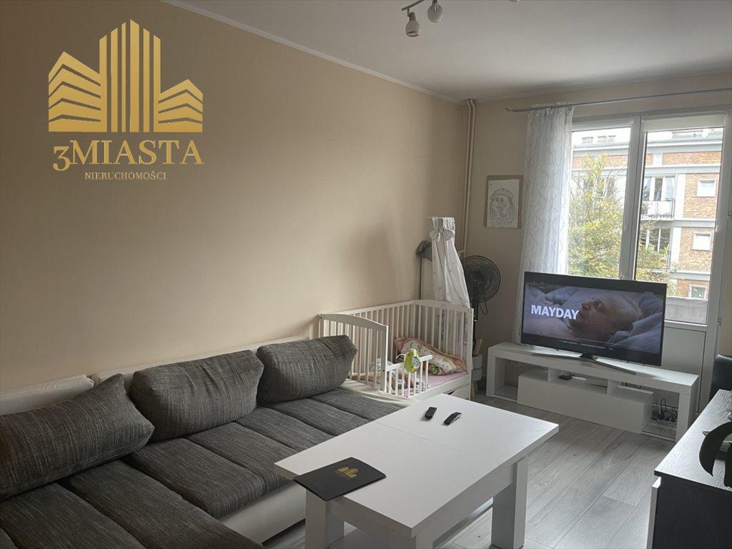 Mieszkanie dwupokojowe na sprzedaż Gdańsk, Wrzeszcz  47m2 Foto 7