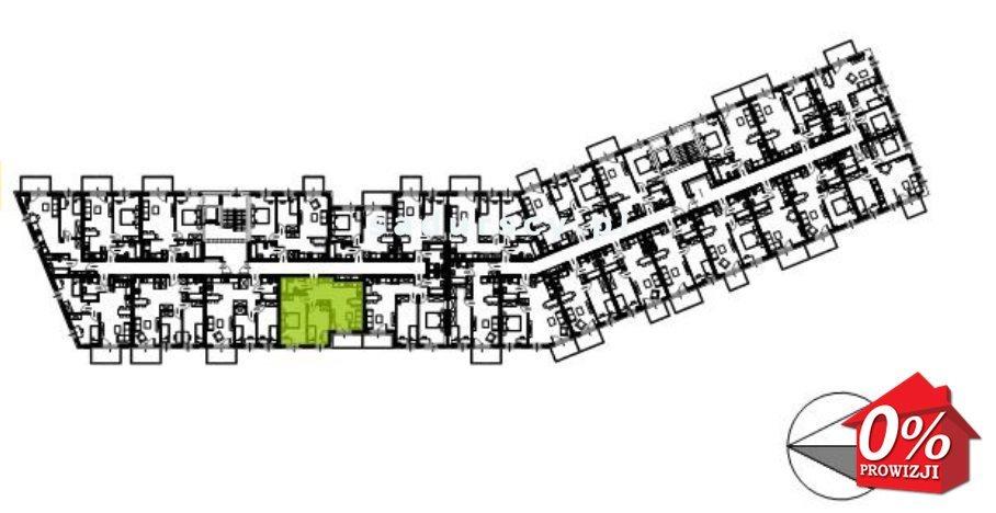 Mieszkanie trzypokojowe na sprzedaż Kraków, Prądnik Biały, Prądnik Biały, Kazimierza Wyki - okolice  52m2 Foto 4