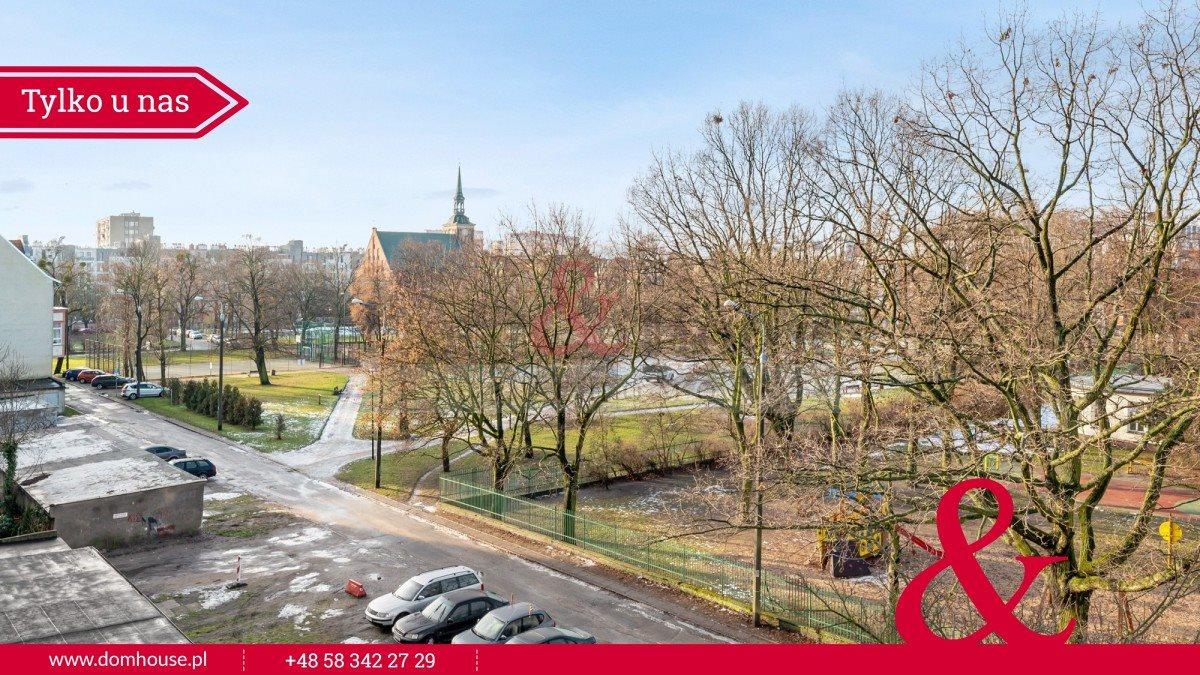 Mieszkanie trzypokojowe na sprzedaż Gdańsk, Śródmieście, Mariana Seredyńskiego  65m2 Foto 11