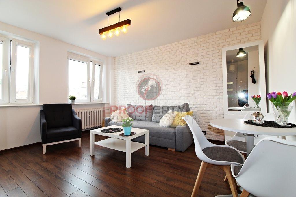 Mieszkanie dwupokojowe na sprzedaż Gdańsk, Stare Miasto, Warzywnicza  24m2 Foto 3