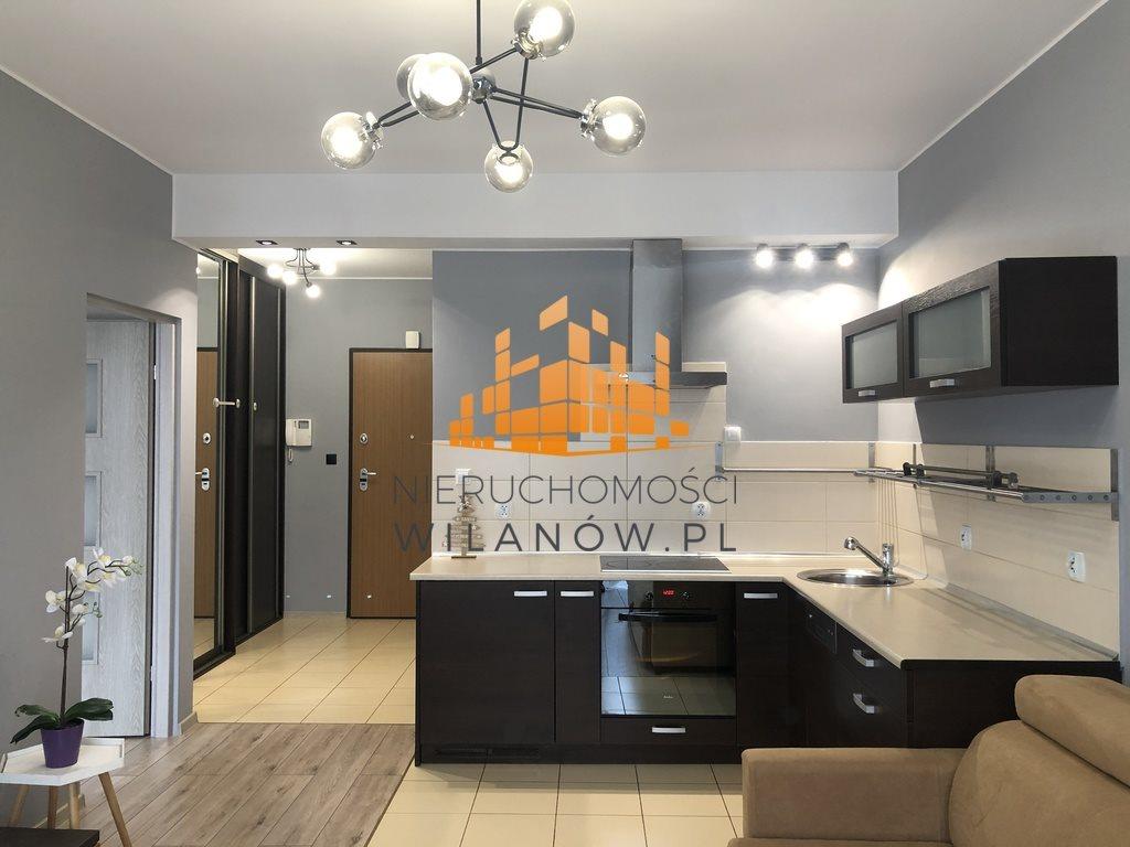 Mieszkanie dwupokojowe na wynajem Warszawa, Wilanów, Sarmacka  40m2 Foto 1