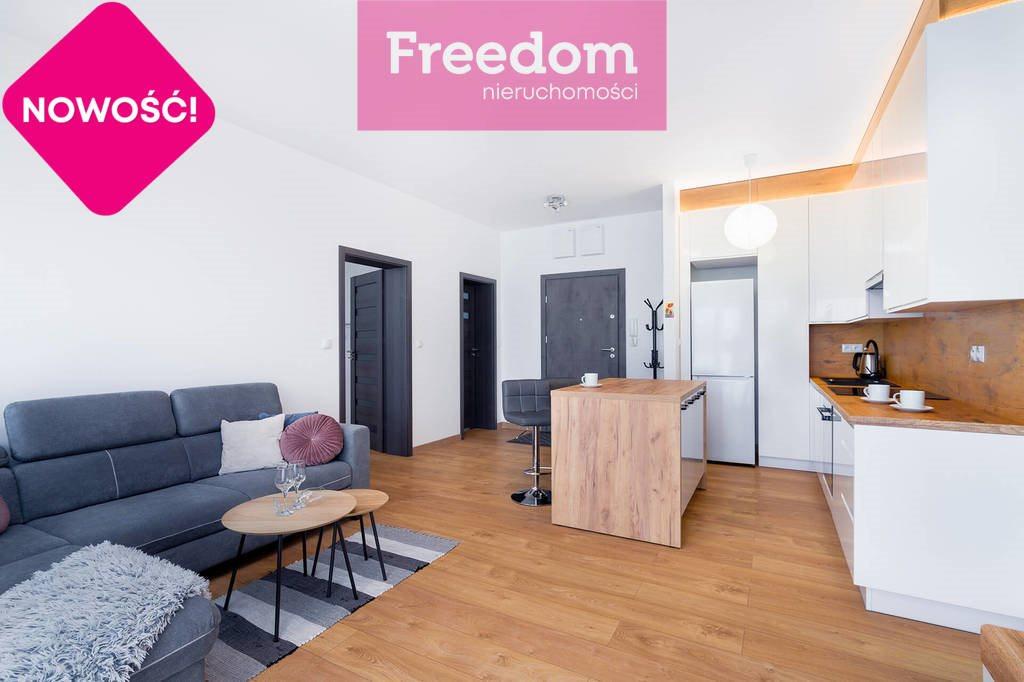 Mieszkanie dwupokojowe na wynajem Olsztyn, Nagórki, Franciszka Barcza  46m2 Foto 1