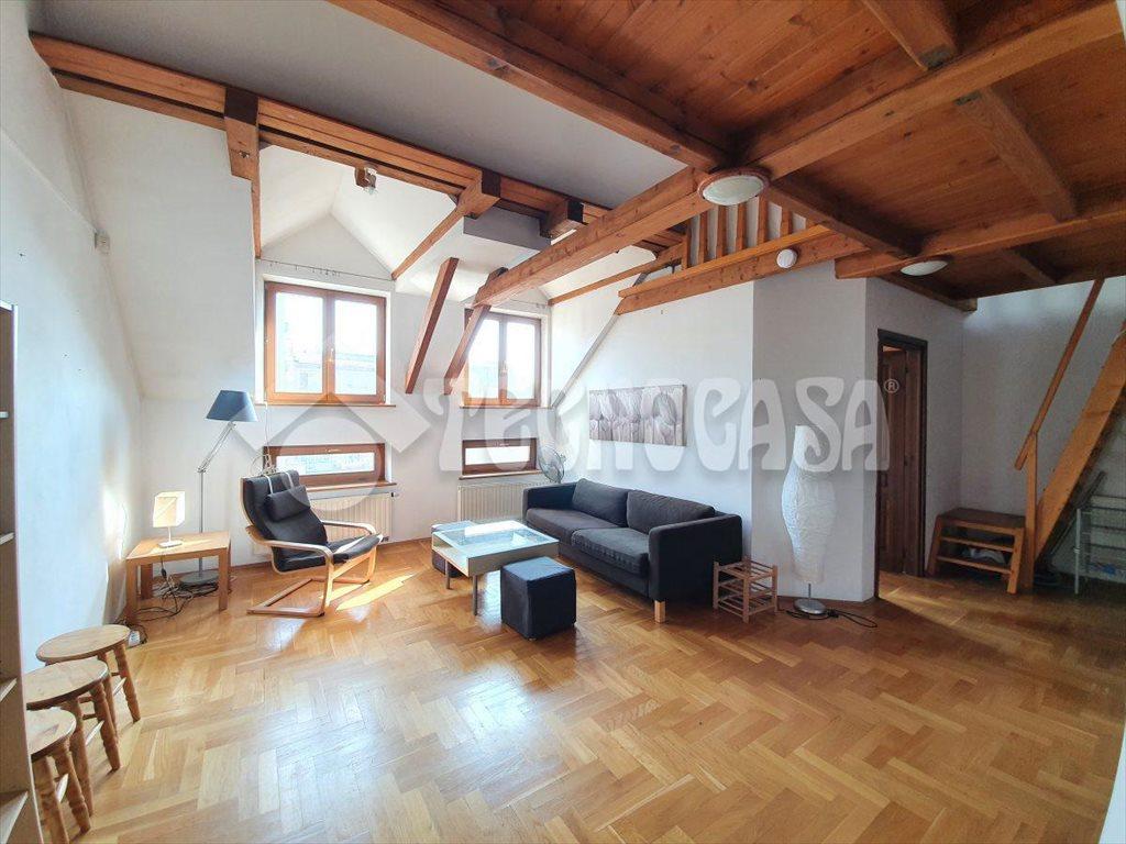 Mieszkanie trzypokojowe na wynajem Kraków, Stare Miasto, Dwernickiego  52m2 Foto 1