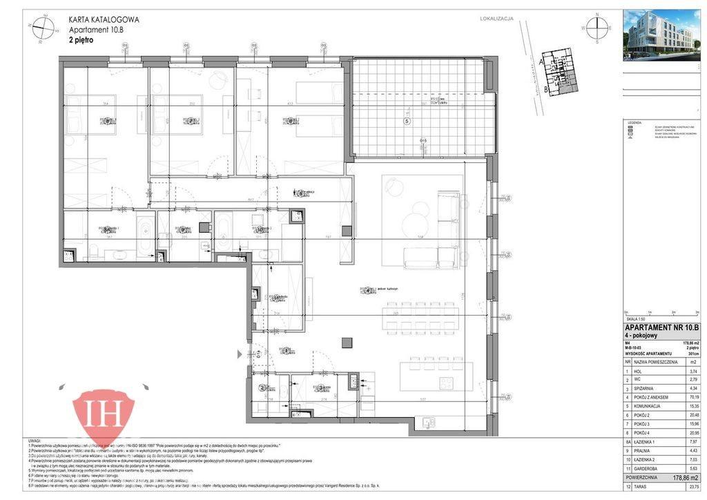Mieszkanie czteropokojowe  na sprzedaż Warszawa, Ochota, Maszynowa  179m2 Foto 2