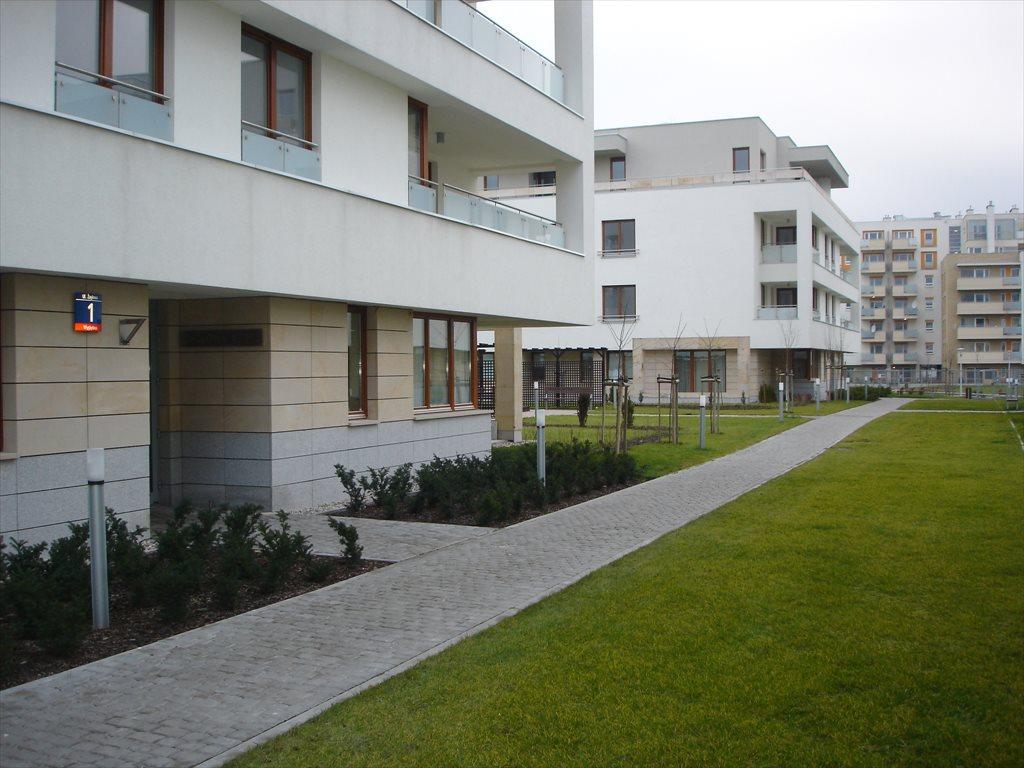 Mieszkanie czteropokojowe  na wynajem Warszawa, Mokotów, Żaglowa Marina Mokotów 1  115m2 Foto 1