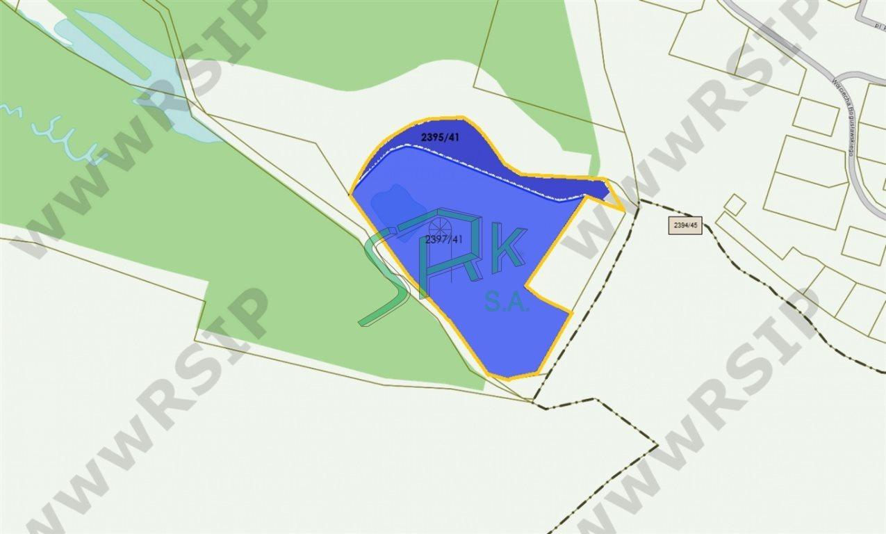 Działka rekreacyjna na sprzedaż Rybnik  14766m2 Foto 1