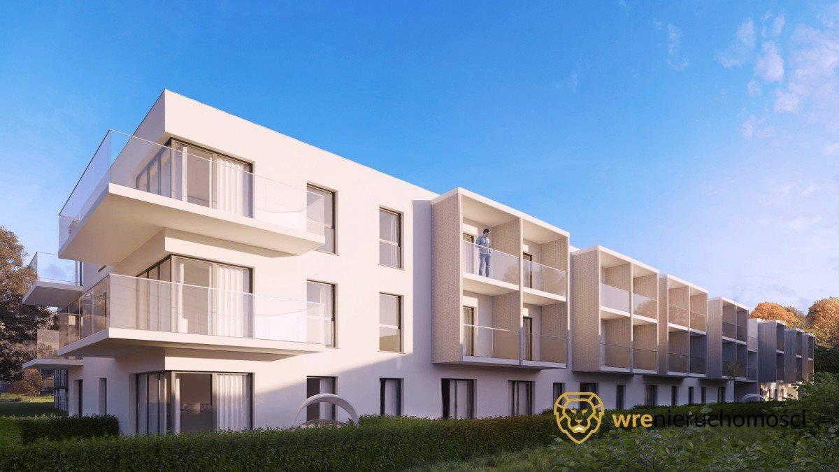 Mieszkanie trzypokojowe na sprzedaż Wrocław, Muchobór Wielki, Jurija Gagarina  60m2 Foto 4